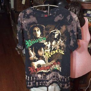 Bob Marley tee shirt